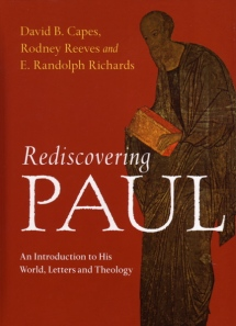 Rediscovering Paul cover