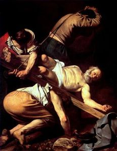 Caravaggio_-_Martirio_di_San_Pietro