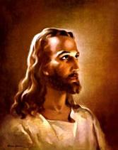 Sallman's Head of Christ