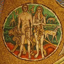 creation Adam and Eve