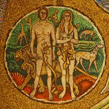 creation Adam and Eve