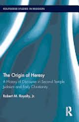 Origins of Heresy by Bob Royalty