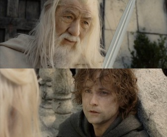 aaa gandalf and pippin