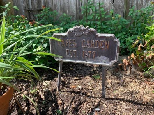 Capes Garden
