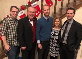 Family Christmas 2018